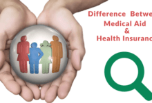 Difference between Medical Aid and Health Insurance