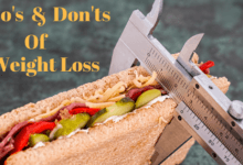 Do's and Don'ts of Weight Loss