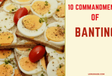 10 Commandments of Banting