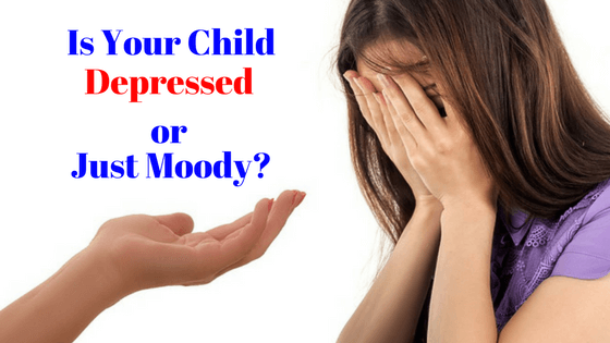 Is Your Child Depressed or Just Moody_