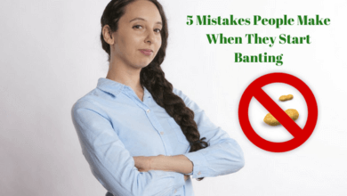 5 Mistakes People Make When They Start Banting