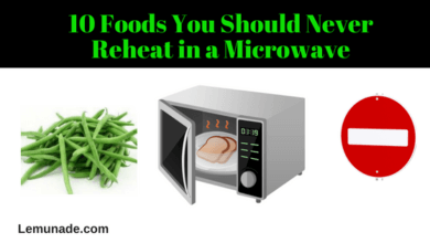 10 Foods You Should Never Reheat in a Microwave