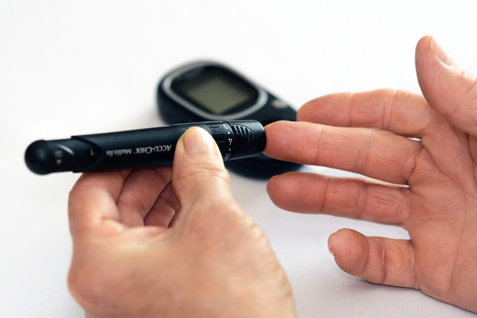 Diabetes and Stroke Warning Signs