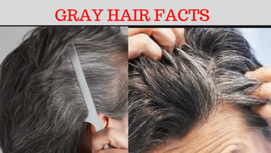 5 FASCINATING FACTS ABOUT GRAY HAIR